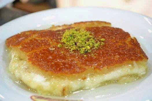 Μια πολύ εύκολη συνταγή για ένα υπέροχο σιροπιαστό γλυκό. Κιουνεφέ το 'Ανατολίτικο'. Ένα ανατολίτικο γλύκισμα πολύ εύκολο στη παρασκευή του και πολύ πολύ ν