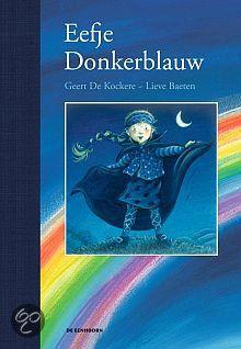 Eefje donkerblauw - Geert De Kockere