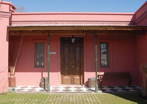Casa de campo, espacio de inspiración - PortaldeArquitectos.com
