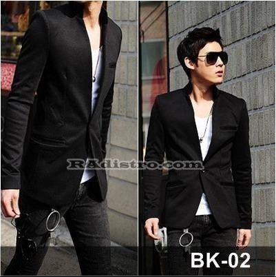 jual jas blazer jaket korea murah online (bk 02)