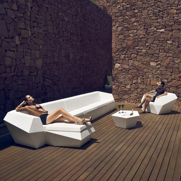 Die besten 25+ Lounge sofa outdoor Ideen auf Pinterest Outdoor - mobel fur balkon 52 ideen wohnstil