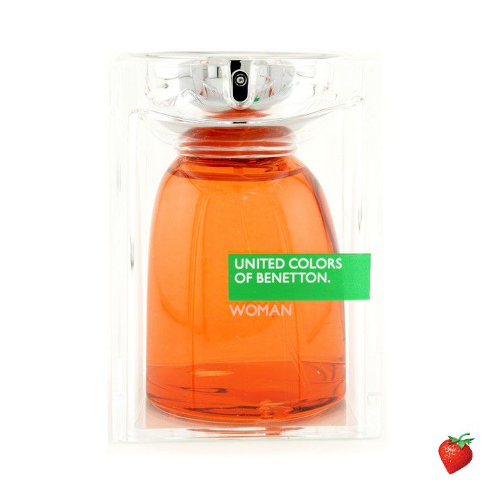 Benetton Eau De Toilette Spray 75ml/2.5oz #Benetton #Perfume #Women #StrawberryNET