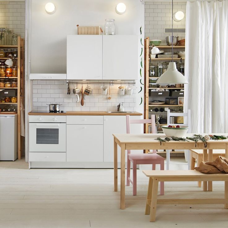 Ikea small extractor Kitchen space savers