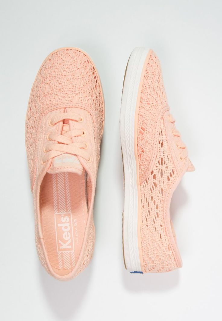 Keds Sneakers laag - peach fuzz - Zalando.nl