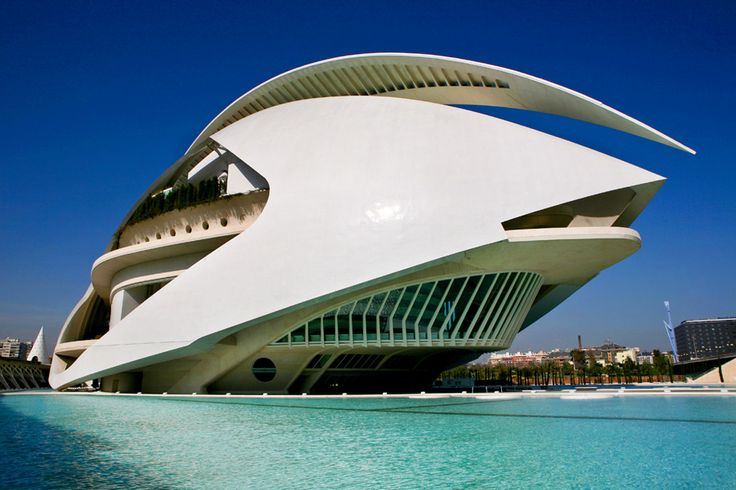 Travel Photography Spain, Valencia, Parque de las ciencias