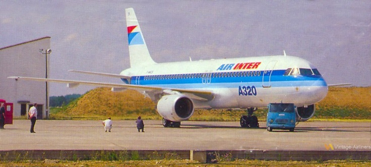 Air Inter Airbus
