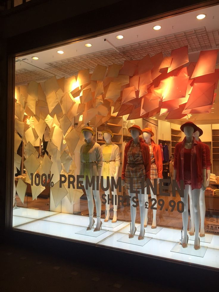 Uniqlo Kite Windows for Spring Summer 2015 by Elemental ...