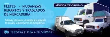 Fletes Minifletes Mudanzas en Belgrano,Urquiza Palermo Devoto - Capital Federal