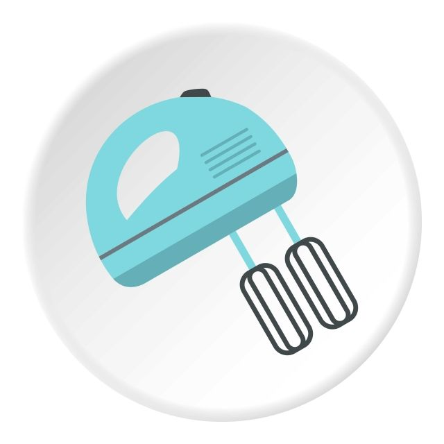 Blue Electric Mixer Icon Circle Circle Icons Blue Icons Mixer Icons Png And Vector With Transparent Background For Free Download Icon Png Mixer