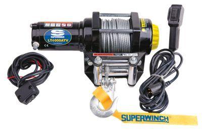 Superwinch LT4000ATV ATV Winch