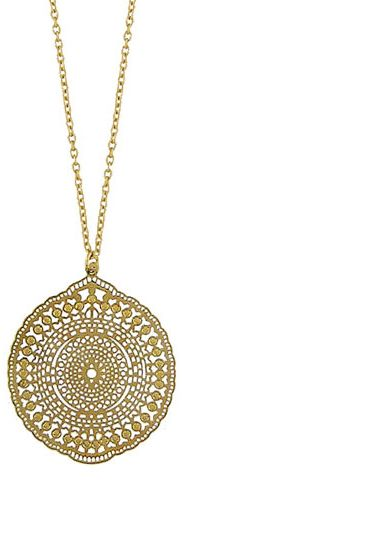 100% vegan and eco-friendly gold lunna sundial filigree necklace $30 + free shipping http://www.thiscounts.ca/products/UQYI5556 #thiscounts #discounts #shop #shopping #save #savings #sale #sales #deal #deals #jewelry #accessories #necklace #gold #ecofriendly #vegan #trending #popular #style #onlineshopping #canada