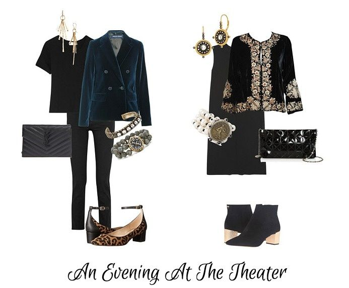 What to Wear Theatre