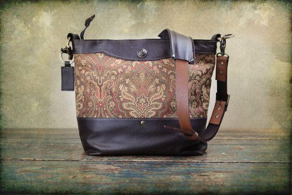 Concealed Carry Leather Purse Handbag Pre-Order