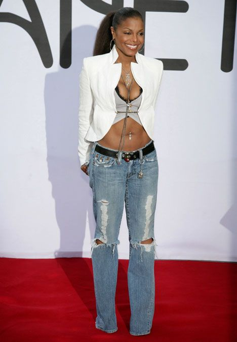 Janet Jackson Body | Janet Jackson Body Measurements...Dammit those abs though!!!!
