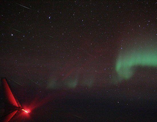 The Quadrantid Meteor Shower