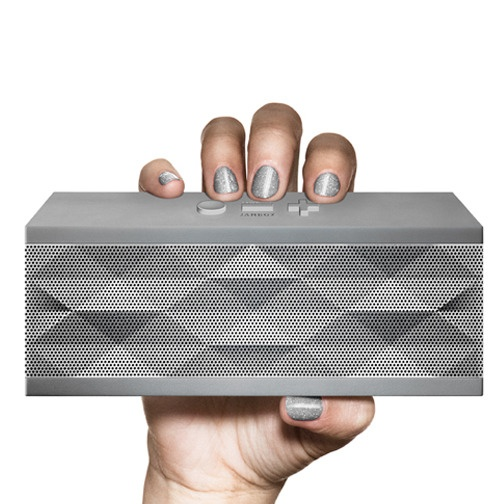 Jambox speakers by Yves Behar for Jawbone #dwellondesign