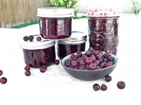 Saskatoon jam and chutney recipes and some tips.
