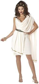 Deluxe Classic Toga (Female) Adult Costume