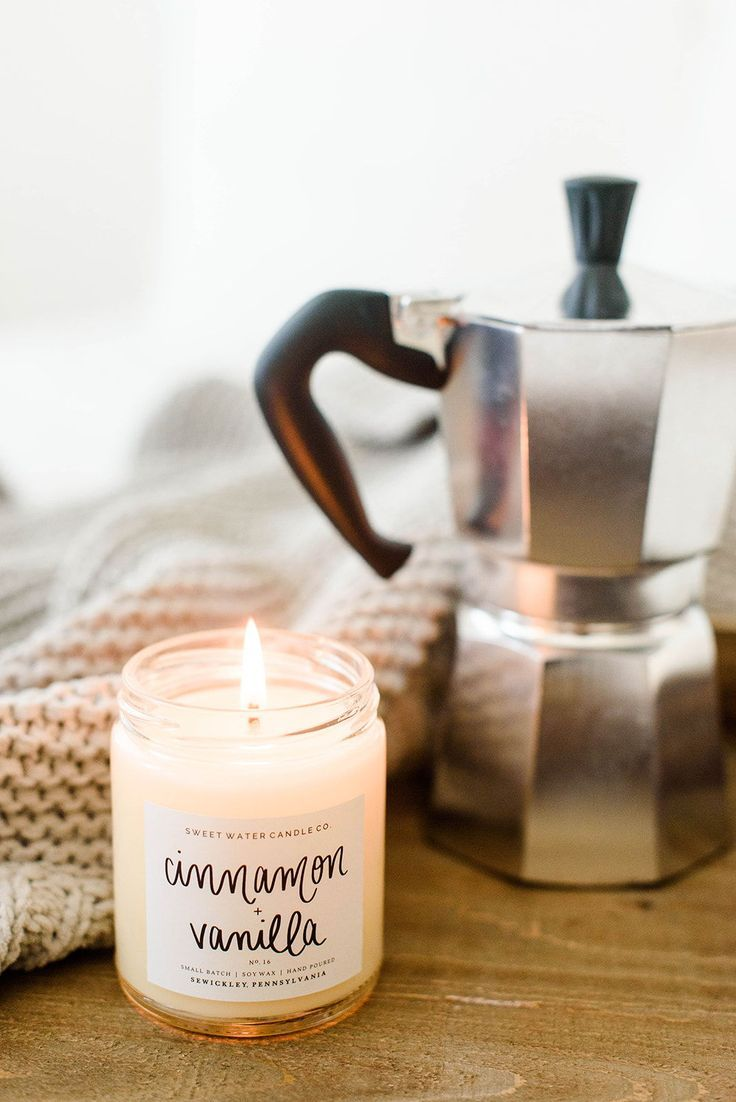 Our Cinnamon And Vanilla Candle Is A Creamy Dream The Sweet Mixed