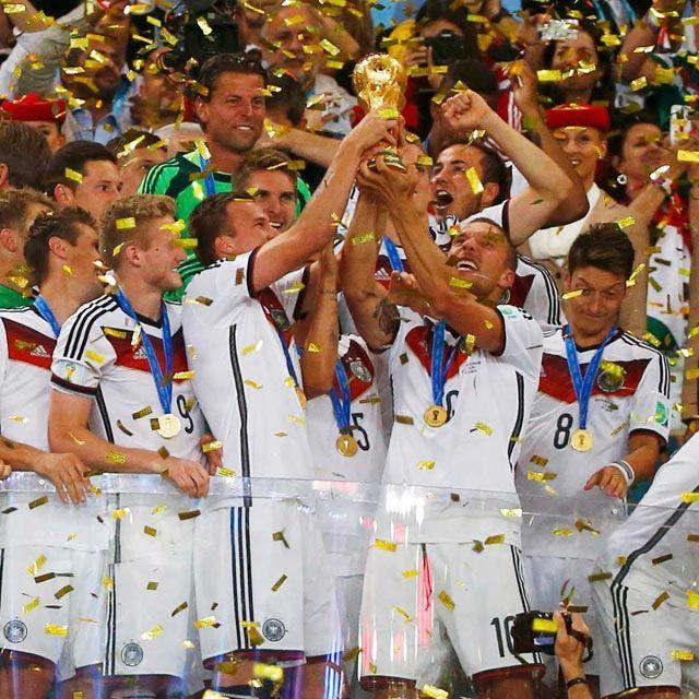 Brasilien Weltmeistertitel
