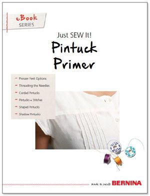 13 best bernina ebooks essential for the library images on pintuck primer just sew it ebook from bernina create beautiful texture on any fandeluxe Epub