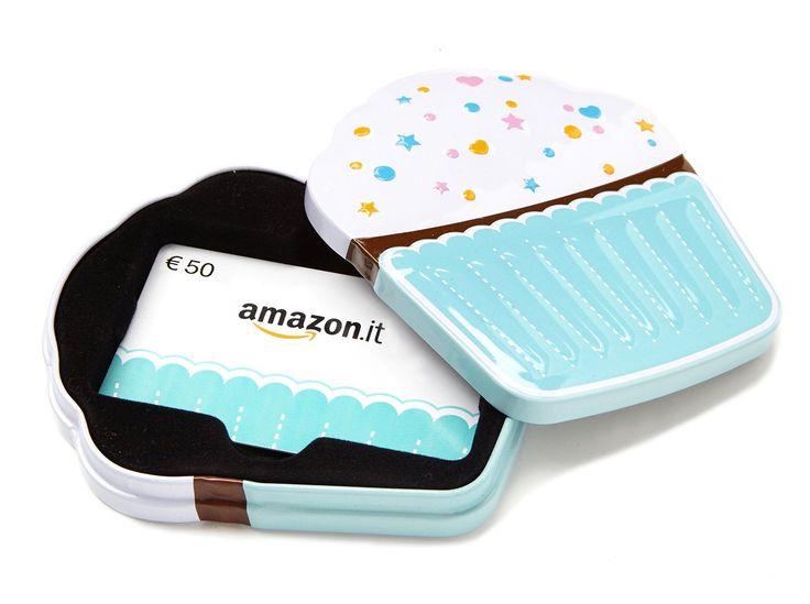 10€ in regalo se acquisti un buono regalo Amazon
