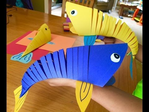 Loopy 3D Fish / Creatures