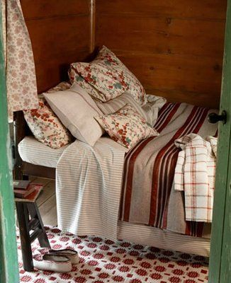 45 Best Ticking And Toile Images On Pinterest Toile