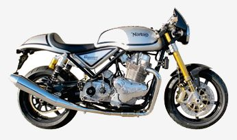 Commando 961 Cafe Racer £15,750