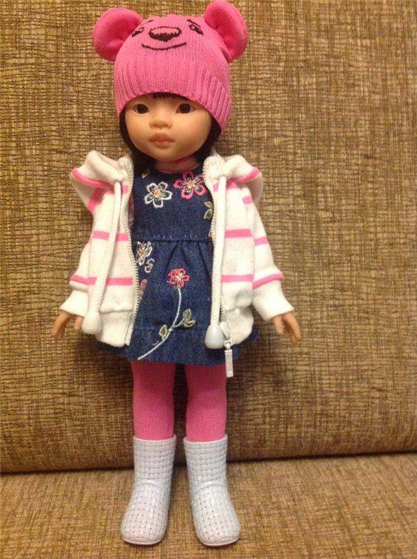 Одежда на куклу Паола Рейна. / Одежда для кукол / Шопик. Продать купить куклу / Бэйбики. Куклы фото. Одежда для кукол