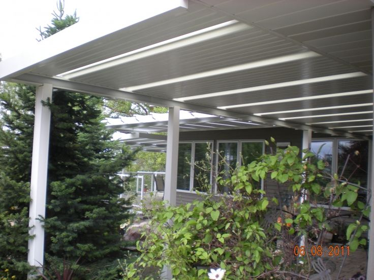 aluminum patio covers | Paint Limited Lifetime Warranty Custom Designed aluminum patio covers ...