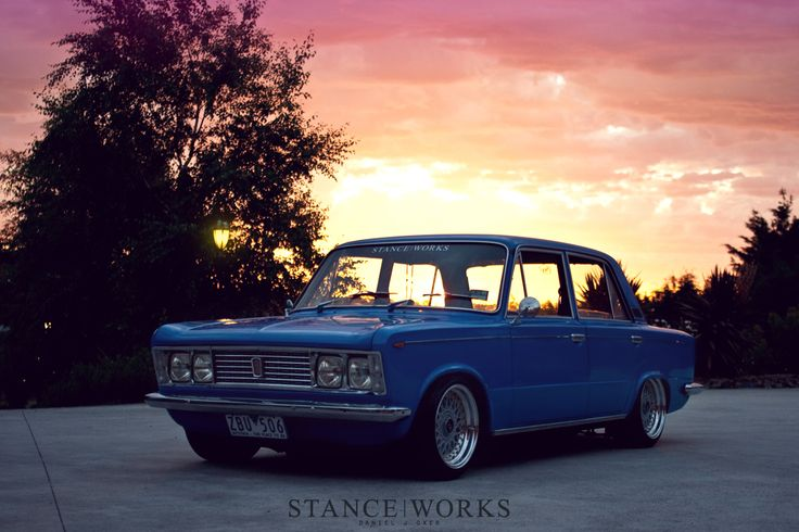 A teenage dream - Gordan Zurovac's 1968 Fiat 125 - Stance Works