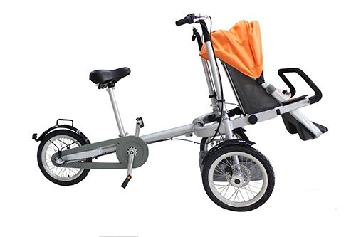 ShopitShipit-DirectFactory-Quality-Liberty-Bike-Stroller-Outdoor-Baby-Family-Pram-Leisure-Variable-Speed