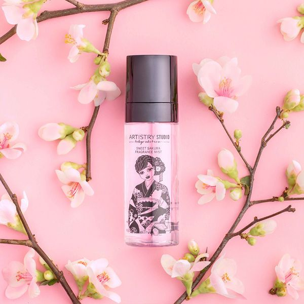 Agua Corporal Sweet Sakura Artistry Studio Tokyo Edition En 2020