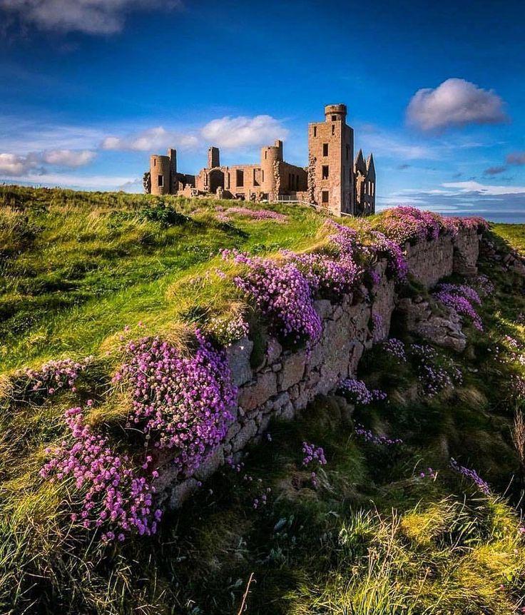 New Slains Castle, Scotland