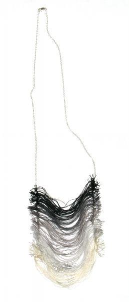 annie lenon gradated necklace