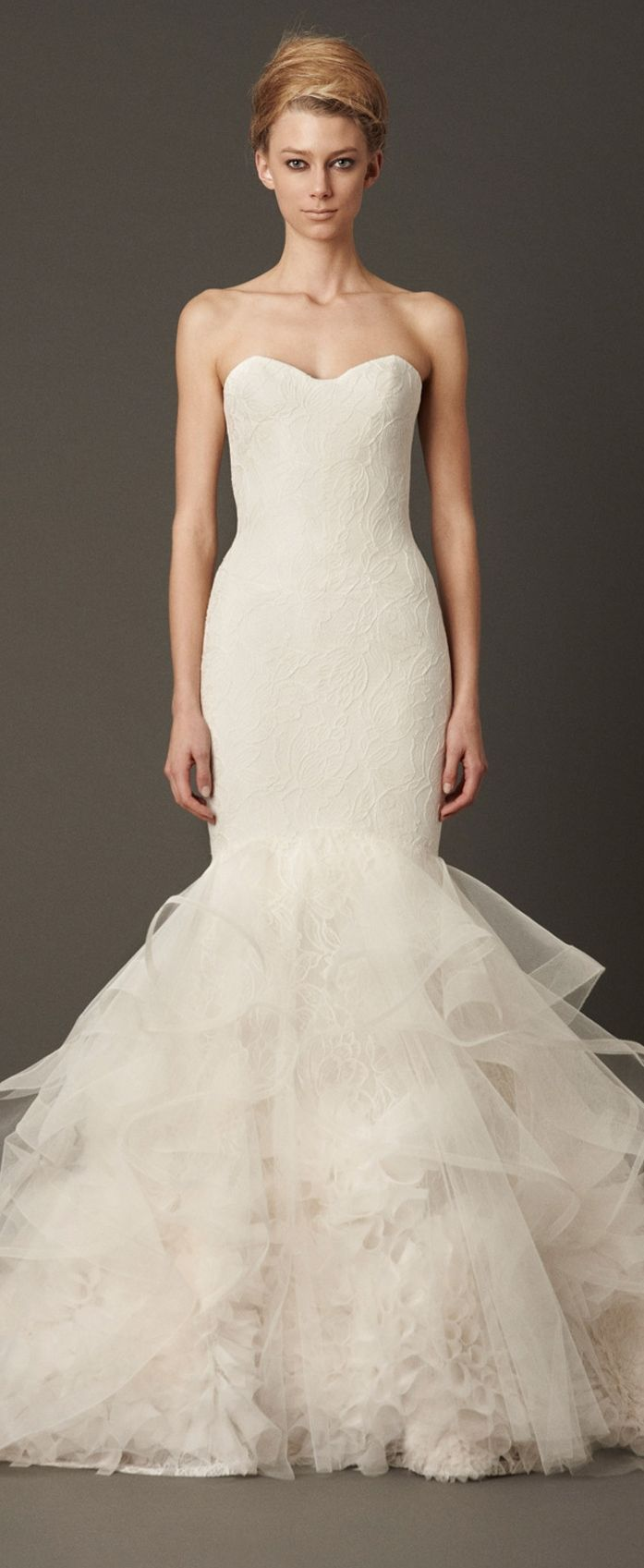 295 best less j.crew...more vera wang. images on Pinterest | Wedding ...