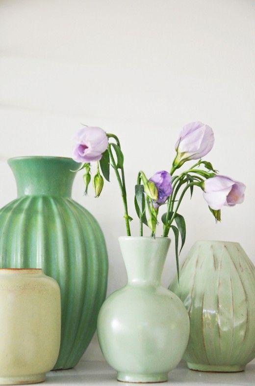 Lovely vintage ceramics