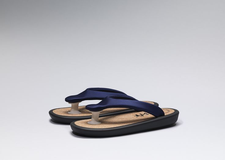 'JoJo', a sandal collection by #Eytys and Gion Naito.