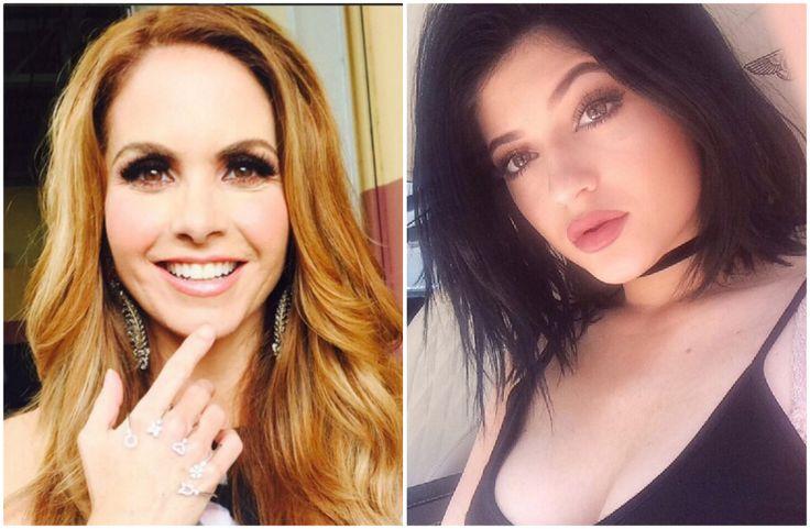 Lucero y Kendall Jenner Regalan Ardientes Bikinazos En Instagram