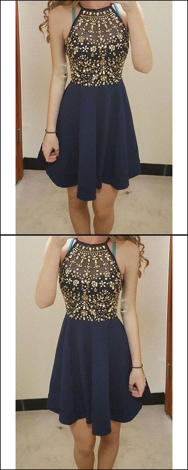 prom dresses party dress short navy prom dresses party dress