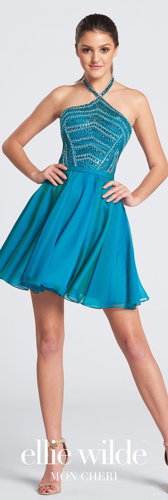 101 best Short Dresses images on Pinterest | Short prom dresses ...