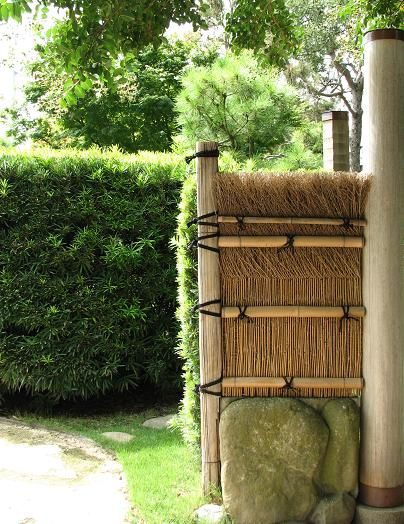 Visit To San Antonio Botanical Garden. Find This Pin And More On Japanese  Garden Gate Ideas ...