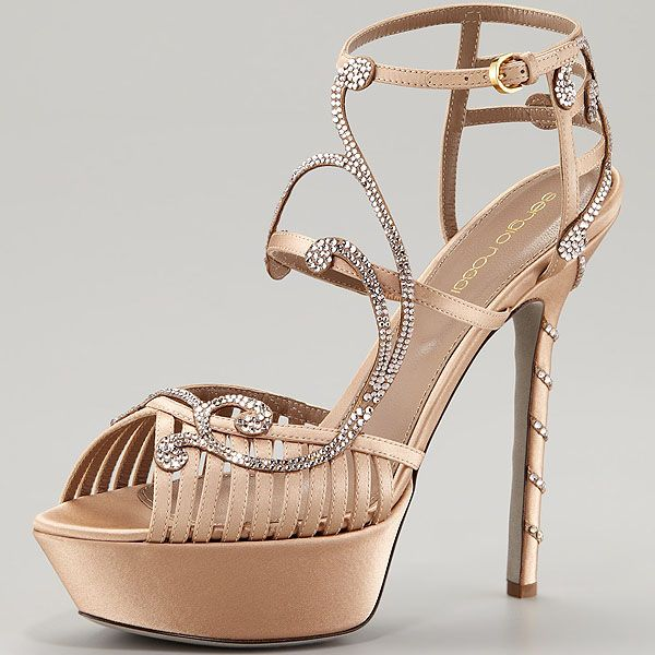 Sergio Rossi Suede Sandals with Fringe Gr. IT 37