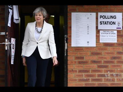 UK Election 2017: Brexit Consequences As Tories Lose Their Majority And ...