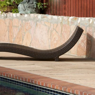 Cabo Wicker Lounge Chair
