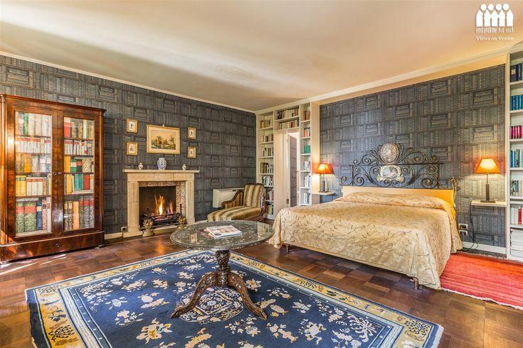 Ca' Cerchieri Piano Nobile fairytale bedroom