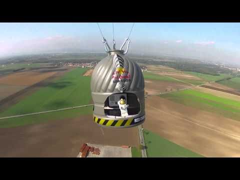 RED BULL STRATOS JUMP – LEGO VERSION