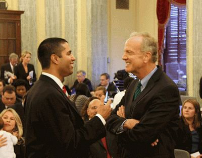 Siri's World Presents The Dissenting Opinion: Jerry Moran And Ajit Pai