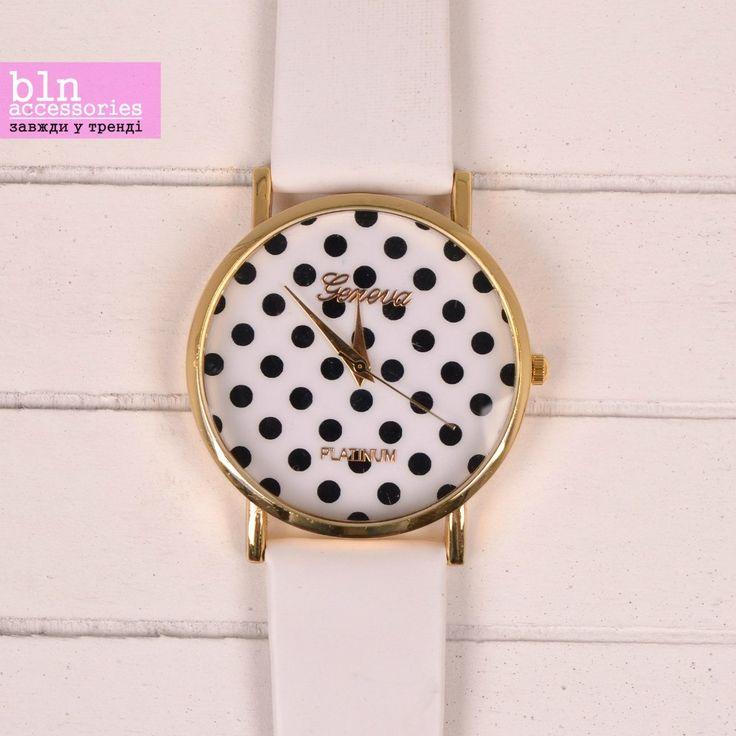 Стильний годинник від BLNaccessories . Stylish watch from BLNaccessories